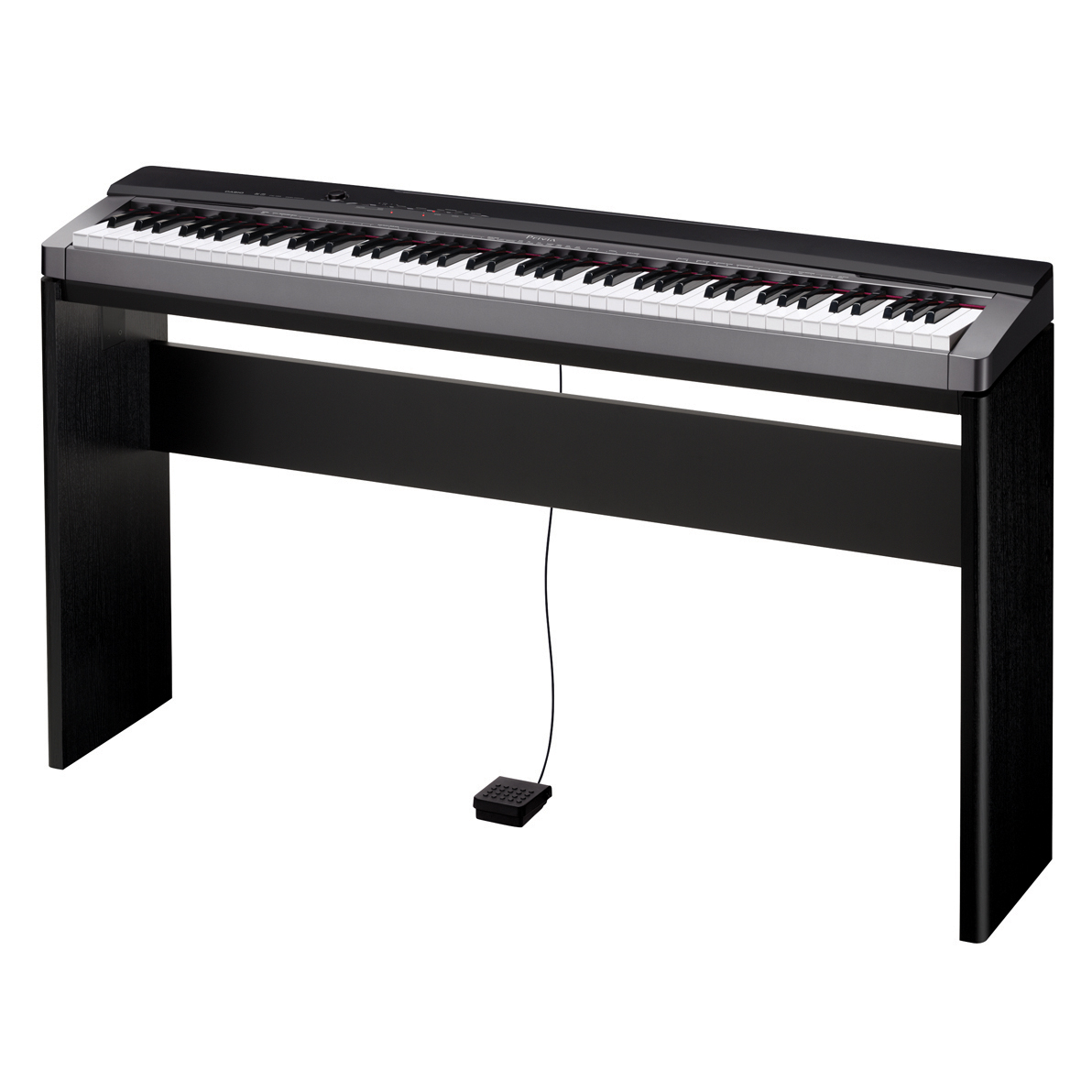 casio cs67bk keyboard stand for px130 px150 px330 and px350 rh walmart com casio privia px-130 service manual casio privia px 130 manual pdf