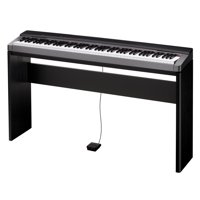 Casio CS67BK Keyboard Stand For PX130 PX150 PX330 and PX350