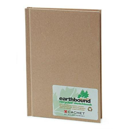 Cachet  5 25 Inch X 8 25 Inch Earthbound Sketch Book