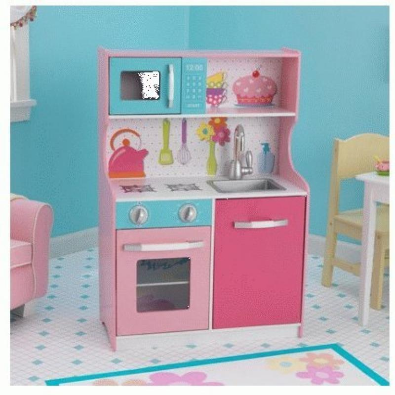 Kidkraft Circo Wooden Pretend Play Kitchen