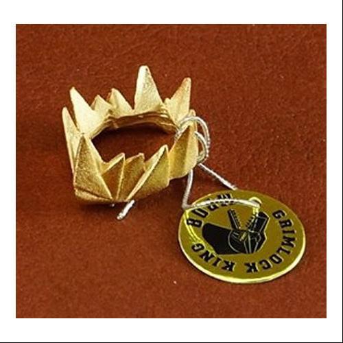 Transformers MP08 Grimlock Crown Coin Accessory