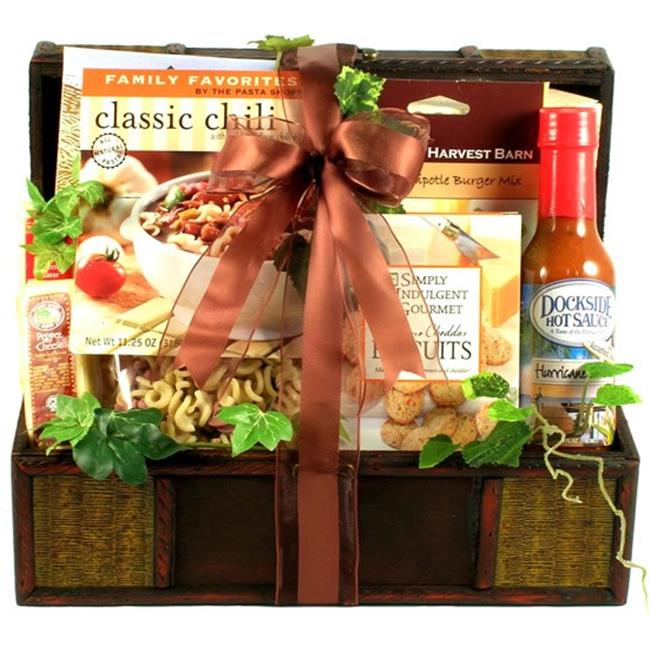 Gift Basket Drop Shipping FaDaFa Fathers Day Favorites - A Gift Basket For Dad