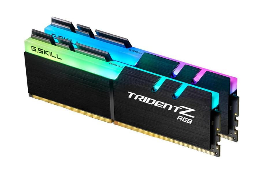 16GB G.Skill DDR4 TridentZ RGB 4266Mhz PC4-34100 CL19 1.4V Dual Channel Kit (2x8GB) for Intel Z270