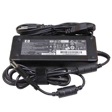 HP Genuine Original OEM 19V 7.1A 135W HP Laptop Charger HP AC Adapter HP Power (19v 135w Ac Adapter)