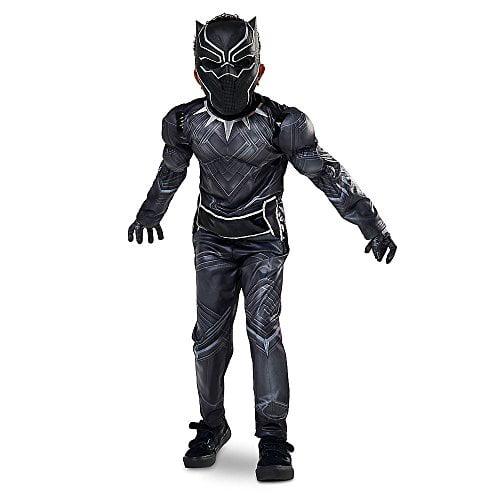 Disney Store Black Panther Halloween Costume Size Medium ...