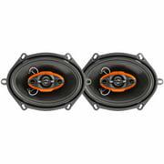 """Dual DWS684 5"""" x 7""""/6"""" x 8"""" Speakers"""