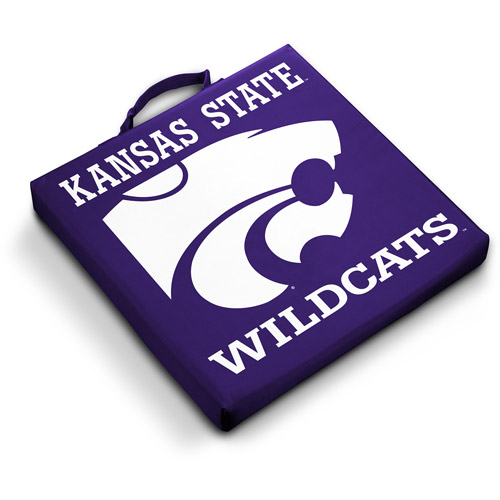 Logo chair ncaa kansas state stadium cushion walmart com