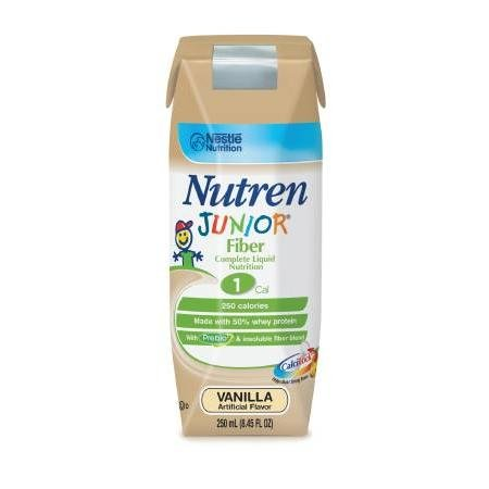 Nutren Junior Fiber Complete  ''Vanilla, 250ml, 24 bottle...