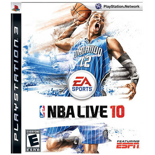 NBA Live 10 (PS3) - Pre-Owned