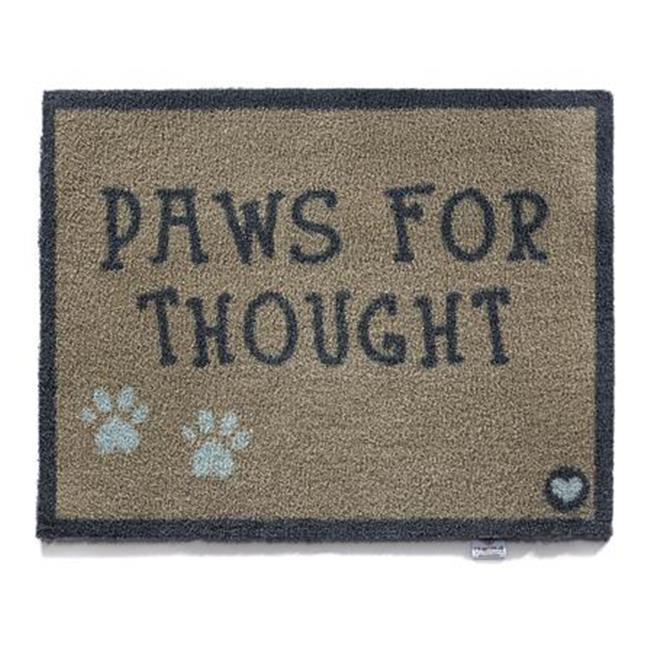 Bosmere T149 Hug Rug Pet 41 Paws for Thought Barrier Mat - image 1 de 1