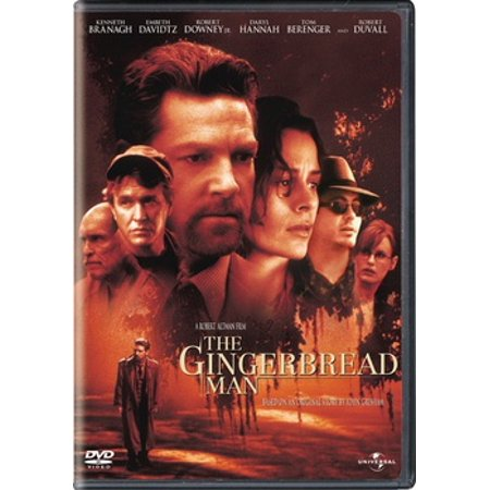 The Gingerbread Man (DVD) - Gingerbread Man From Shrek