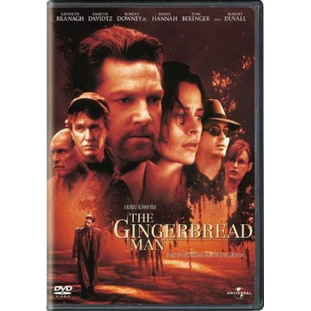 The Gingerbread Man (DVD) - Gingerbread Man From Shrek