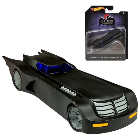 Batman the Animated Series Batmobile Hot Wheels Diecast Car 1:50