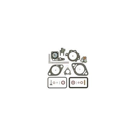 MACs Auto Parts 49-26467 Carburetor Rebuild Kit - Holley 1 BBL Carburetor -  Ford 215& 223 6 Cylinder