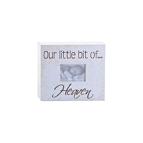 Forest Creations Our Little Bit Of...Heaven Child Frame