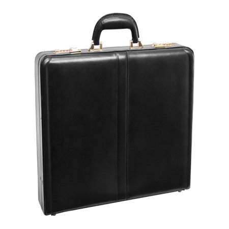 Reagan Leather Attache Case - (Leather Attache)