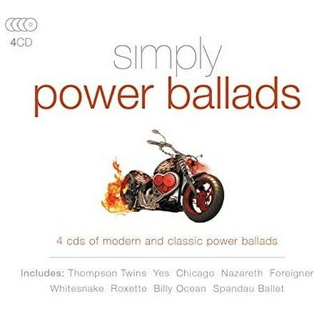 Power Ballads / Various (CD)