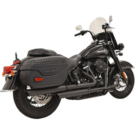 Bassani Manufacturing 1S93SB 2-Into-2 Staggered Exhaust System -