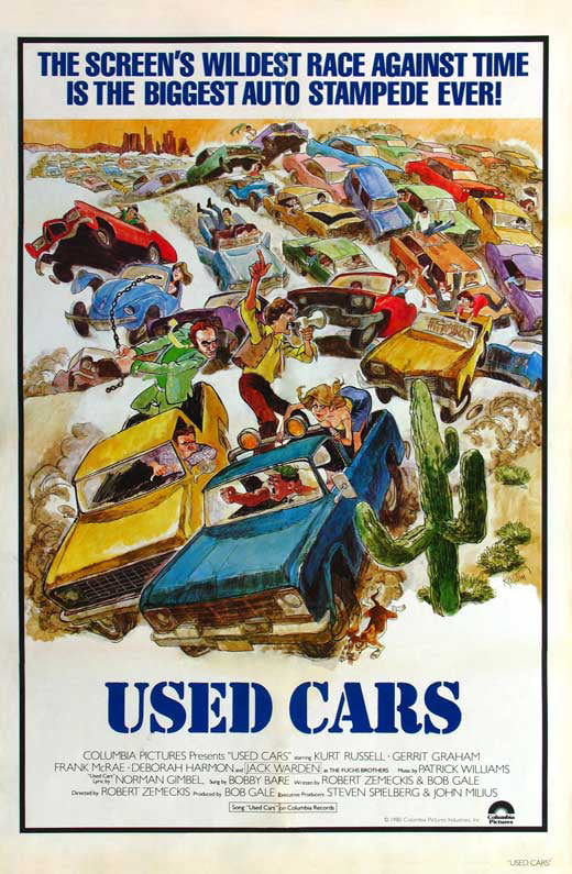 Used Cars POSTER Movie B (27x40) by