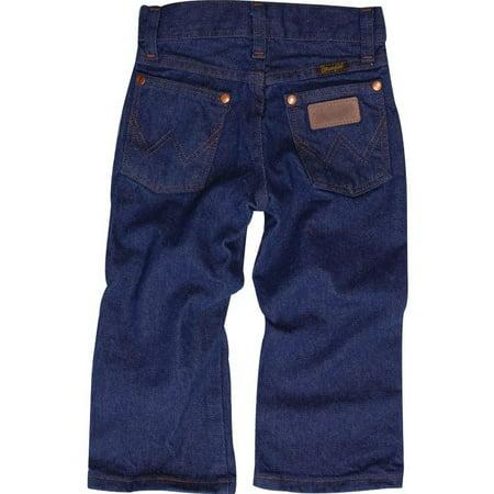 Wrangler Apparel Boys  Western Cowboy Cut Jeans