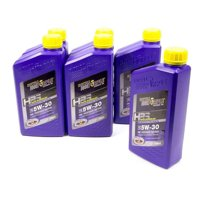 Royal Purple HPS High Performance Street 5W30 Motor Oil 1 qt Case of 6 P/N 36530