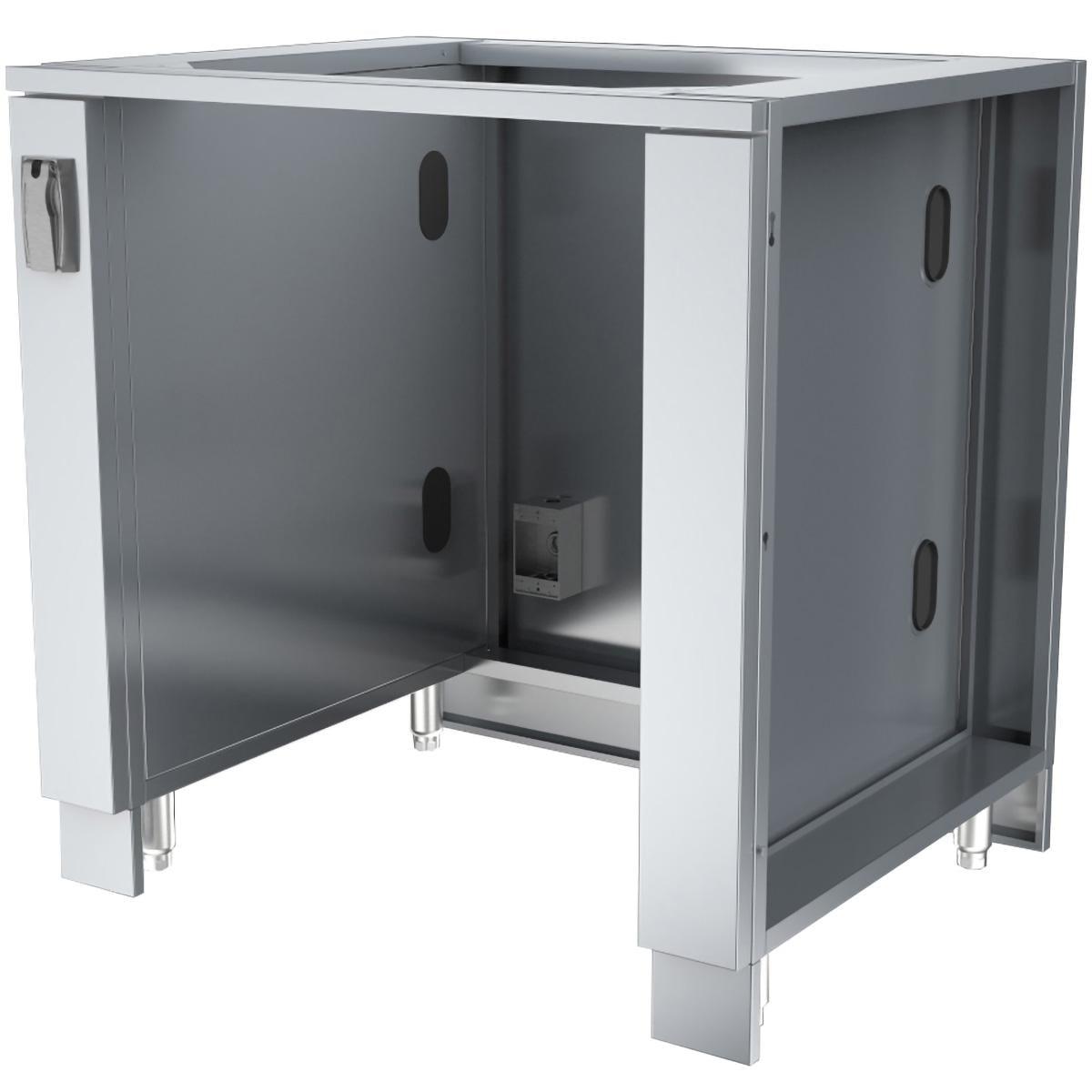 Sunstone 34-Inch Outdoor Kitchen Refrigerator Appliance Cabinet