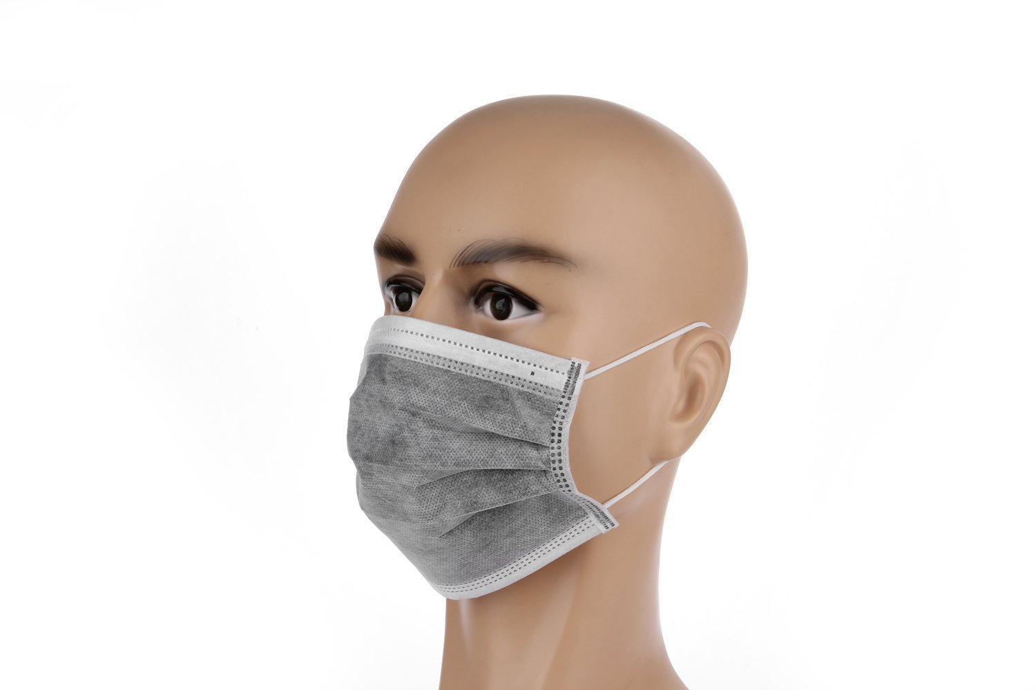 charcoal disposable face mask