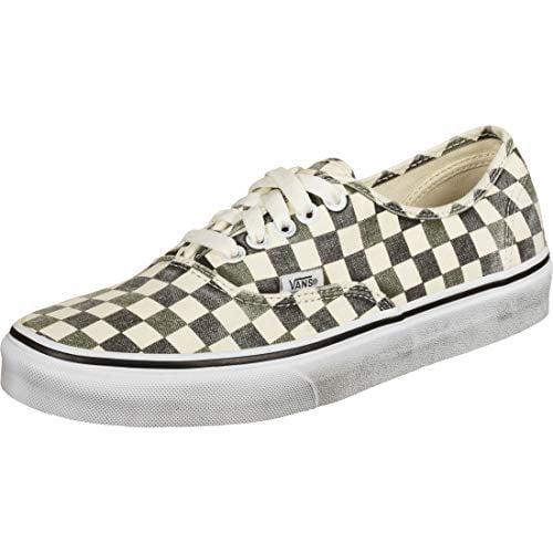 Vans - Vans Authentic Washed Grape Leaf/Black Men's Shoes Size 8 - Walmart.com