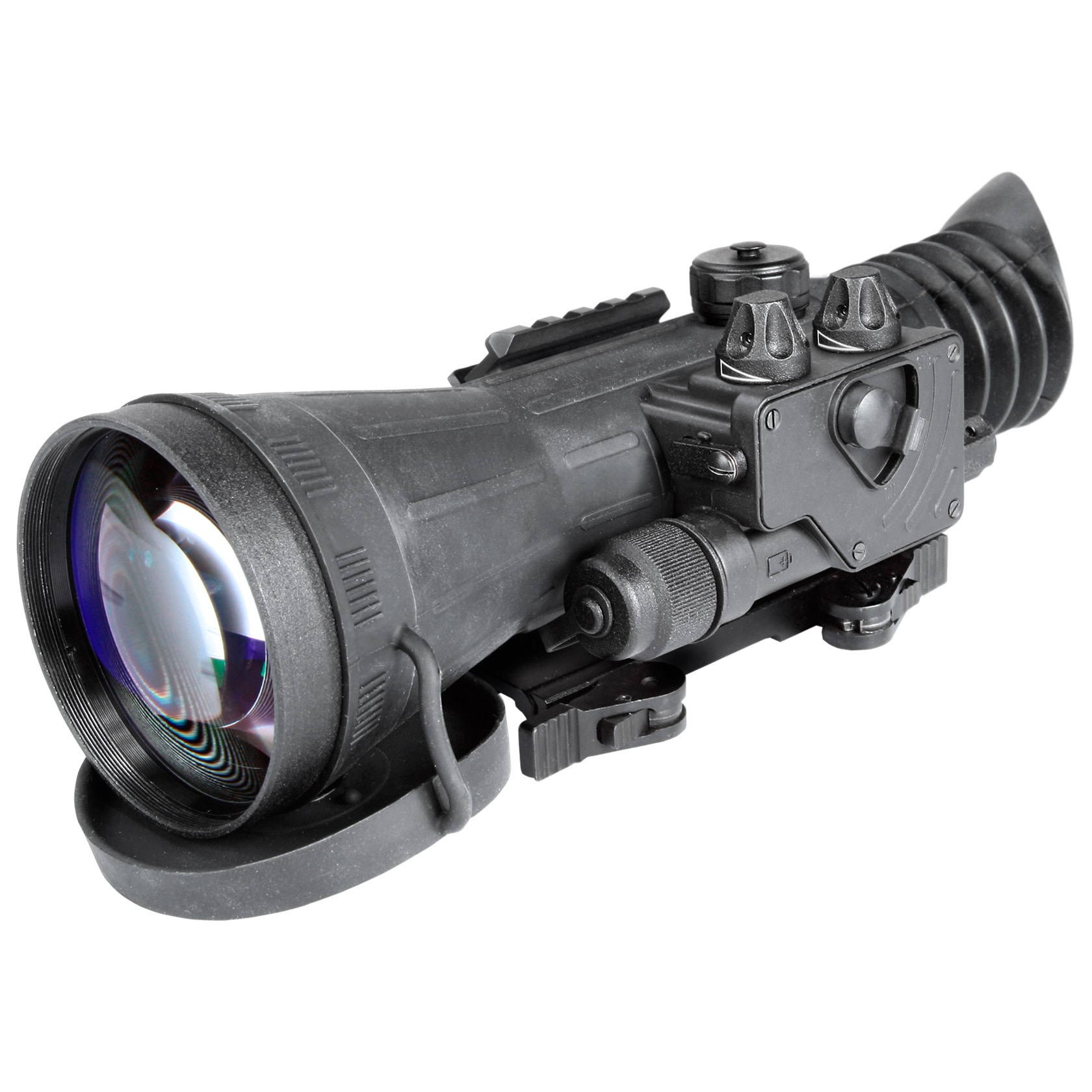 Armasight Vulcan 4.5X ID MG Compact Night Vision Rifle Scope Gen 2+ Improved Definition with Manual Gain by Overstock