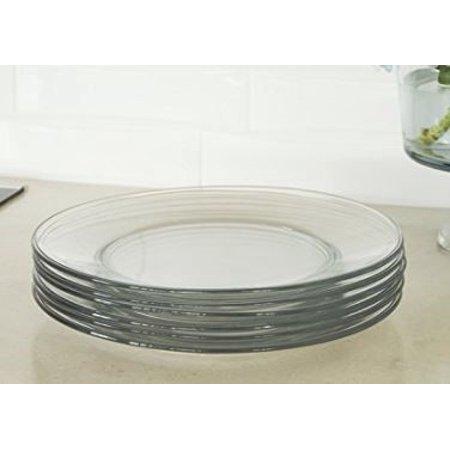 Presence Crystal Dinner Plate - Pack of 12 10 In