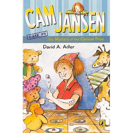 Cam Jansen: The Mystery of the Carnival Prize (Hardcover) for $<!---->