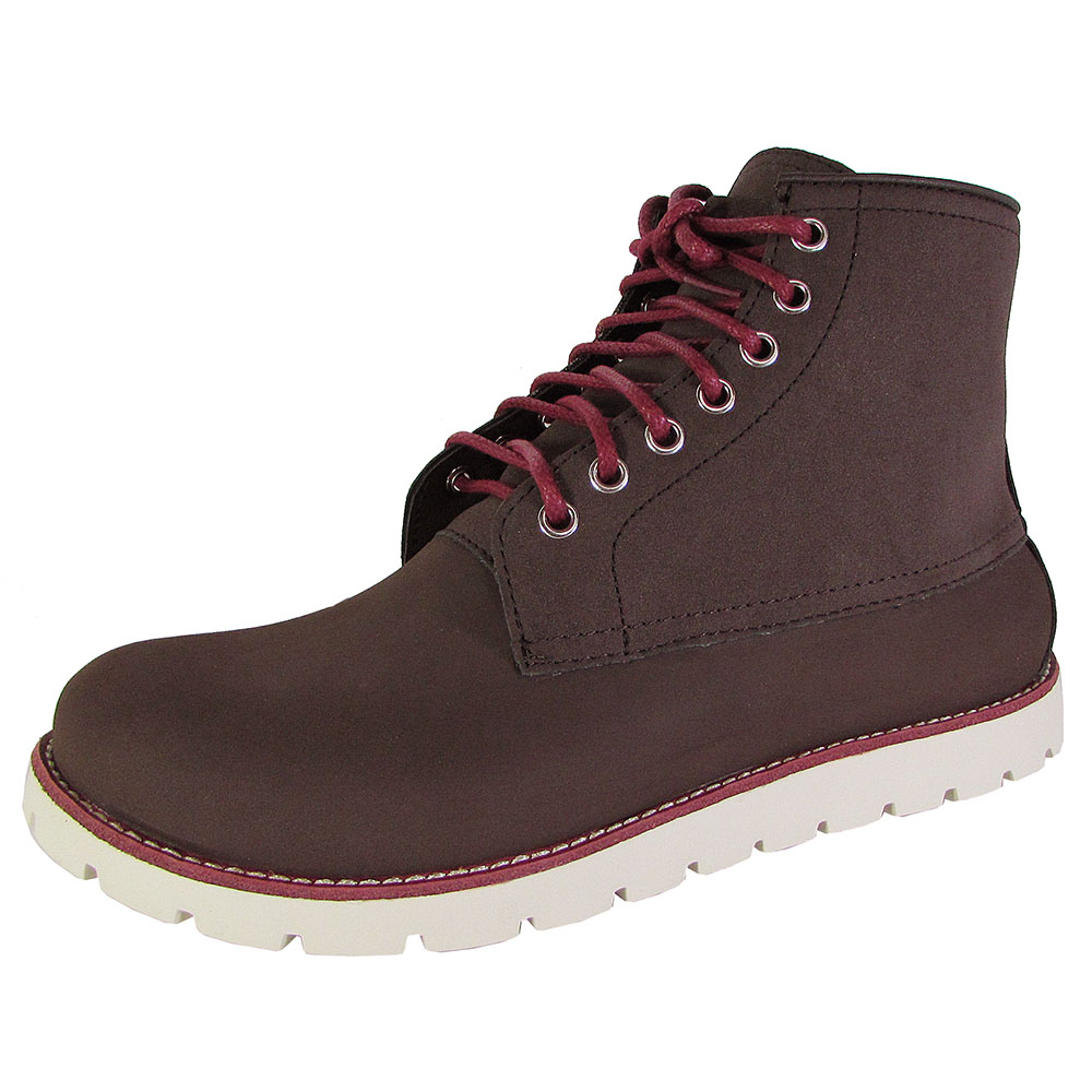 Crocs Mens Cobbler 2.0 Lace Up Boot Shoes