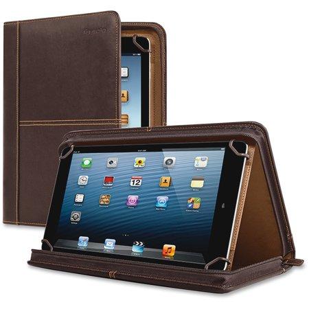 Solo Executive Carrying Case (Portfolio) for 8.5u0022 to 11u0022 Digital Text Reader - Espresso