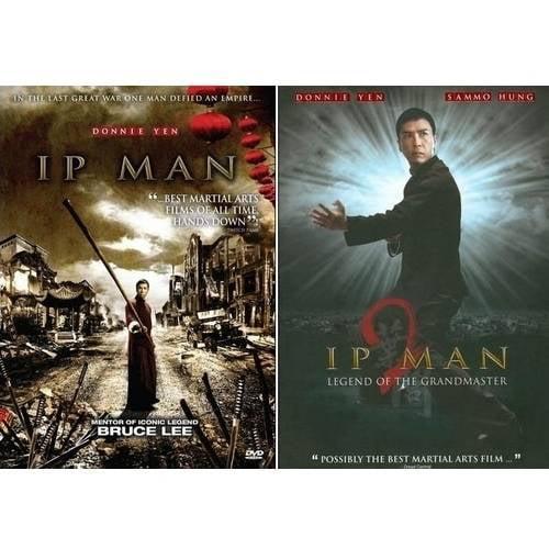 Ip Man / Ip Man 2: Legend Of The Grandmaster