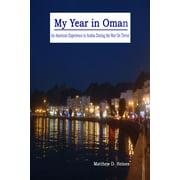My Year in Oman - eBook
