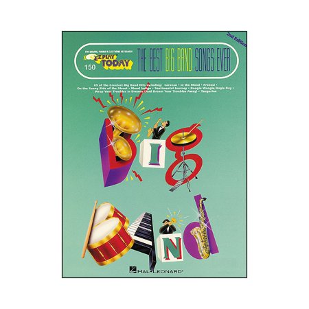 Hal Leonard Best Big Band Songs Ever 2nd Edition E-Z play