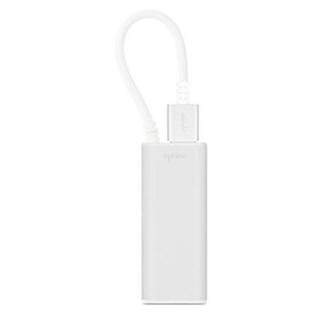 Moshi 99MO023209 USB 3.0 Gigabit Ethernet Adapter,