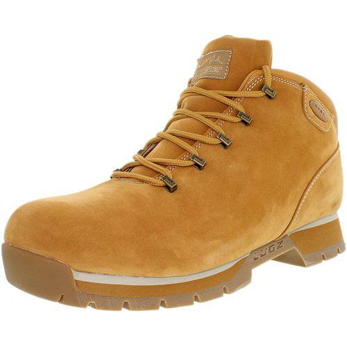 Lugz Men's Jam Ii Wheat/Cream/Gum Ankle-High Synthetic Bo...