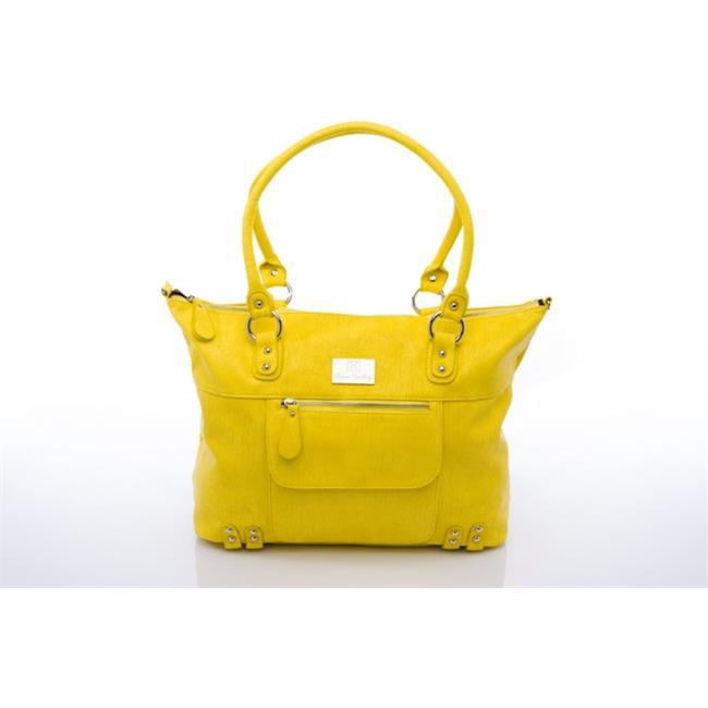 Nova Harley NHDY1001R Divine Diaper Bag, Yellow by Nova Harley