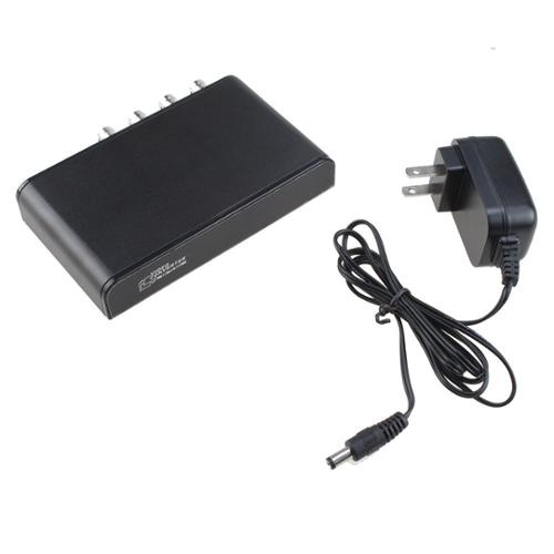 agptek SDI to BNC, SDI Video Converter Switcher Adapter S...