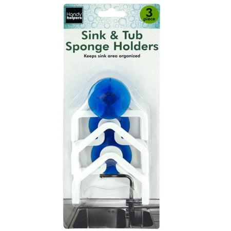 Sink & Tub Sponge Holders