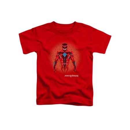 3t Baby Gap - Toddler: Power Rangers- Prismatic Red Ranger Baby T-Shirt