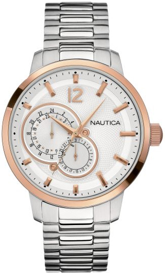 Men's Nautica NCT 15 Multi-Function Watch N20069G by Nautica