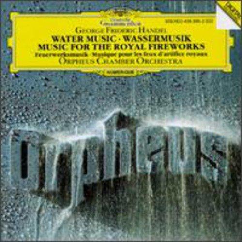 Handel / Orpheus Chamber Orchestra: Water Music