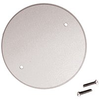 Jandorf 60220 Ceiling Blank-Up Kit, White, For Outlet Box After Removal of an Existing Fixture