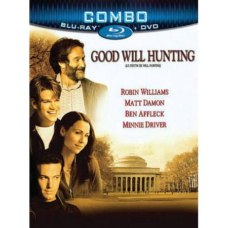 Good Will Hunting  Blu Ray Dvd   Canadian  Includes Digital Copy