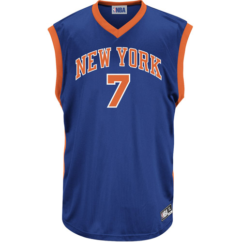NBA - Men's New York Knicks Carmello Anthony Jersey