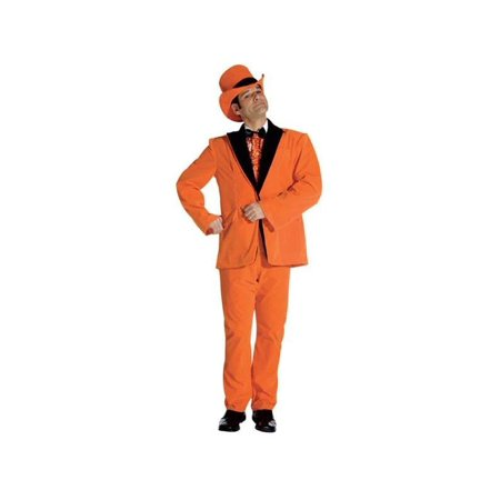 Dumb And Dumber Tuxedo (Adult Orange Dumb And Dumber Tuxedo)