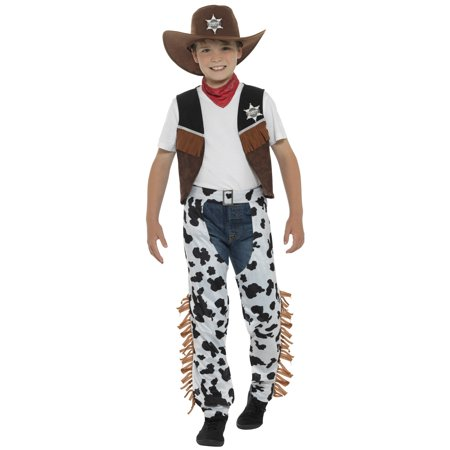 Texan Cowboy Child Costume - Cow Boy Costume