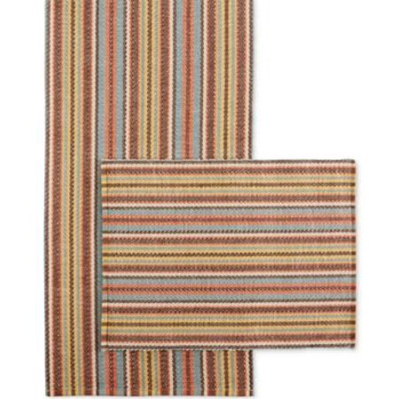 Table Runner 14in x 72in Siesta/Harvest, cotton By Fiesta - Fiesta Table Runner